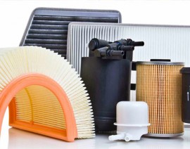 El cuidado de los filtros del coche