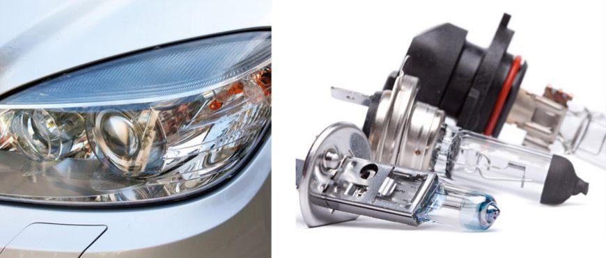 Tipos de iluminación para tu automóvil