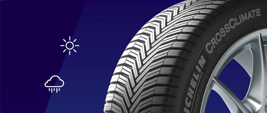 La fusión de tecnología en neumáticos de invierno y de verano